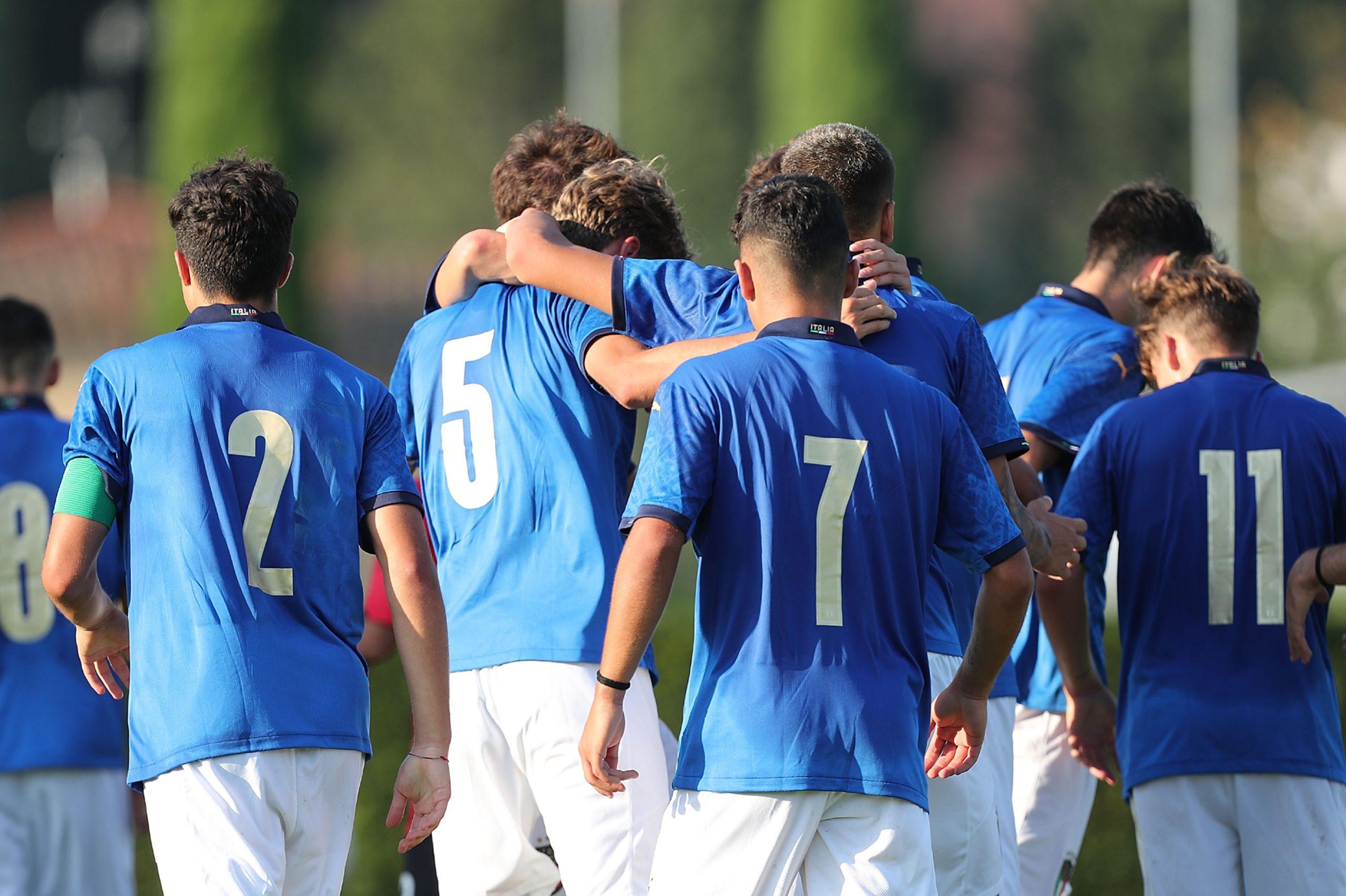 Italia U18: Franceschini convoca 23 Azzurrini per amichevole con i Paesi  Bassi - Tutto Calcio Dilettanti